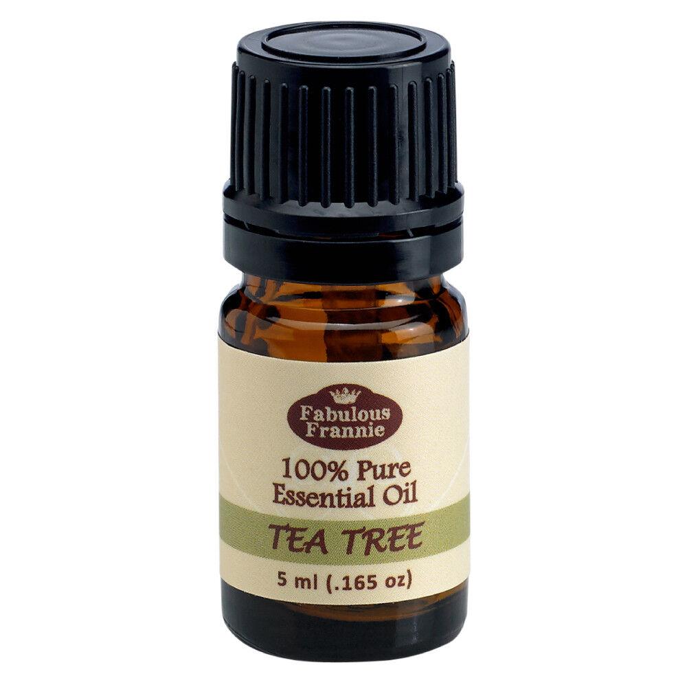 tea tree 5ml pure essential oil buy