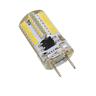 6Pack Mini G8 T4 Base Bi-pin LED 3Watt Dimmable Light Bulb Warm white 2700-3000K