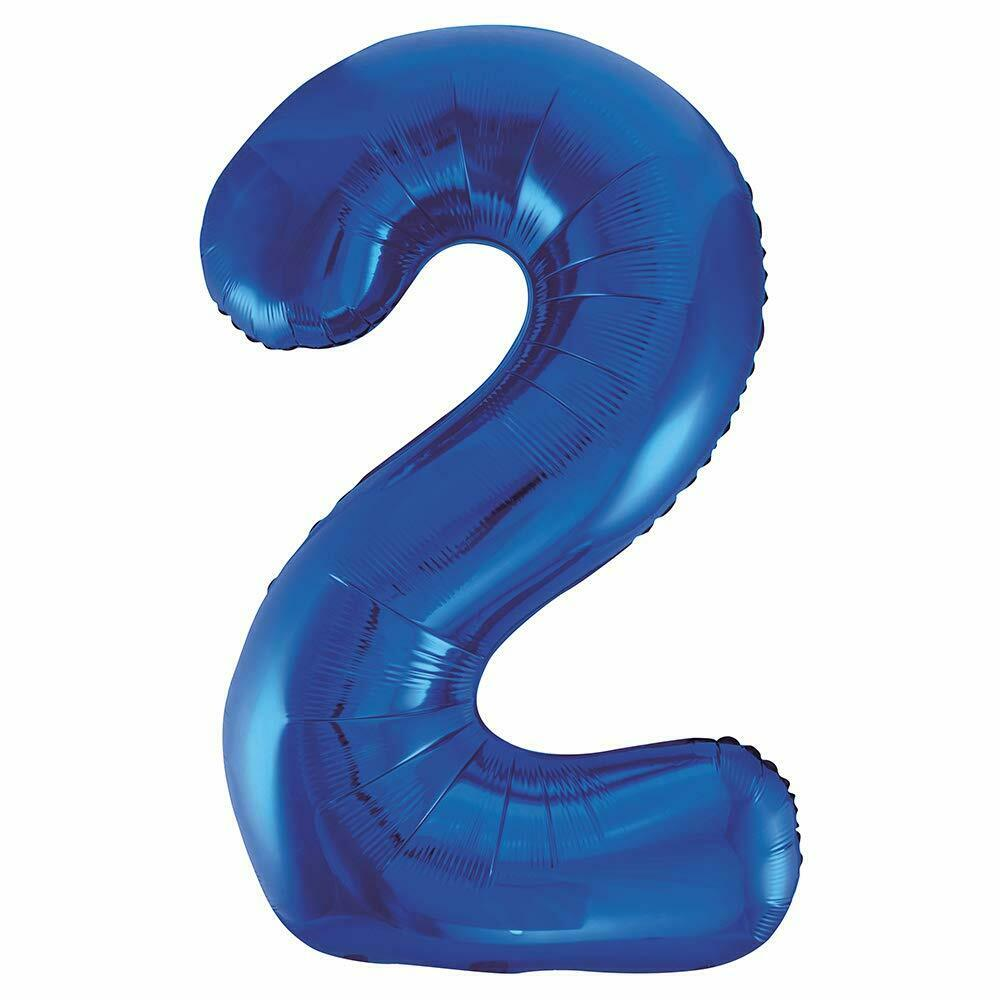 """34/"""" Ballons Numéro Lettres 0-9 rose chaud pour Anniversaires Mariages Fête Décor"""