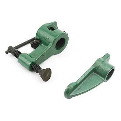 Pipe Clamp Fixture (Big Horn 19302 2 Piece 3/4 Inch Deep Throat Pipe Clamp Fixture)