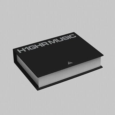 H1GHR MUSIC - H1GHR : RED TAPE & H1GHR : BLUE TAPE (2CD) +Tracking No.