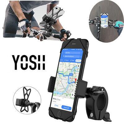 YOSH Motor Bike Phone Holder Cycling Handlebar Mountain Bike For iPhone Huawei
