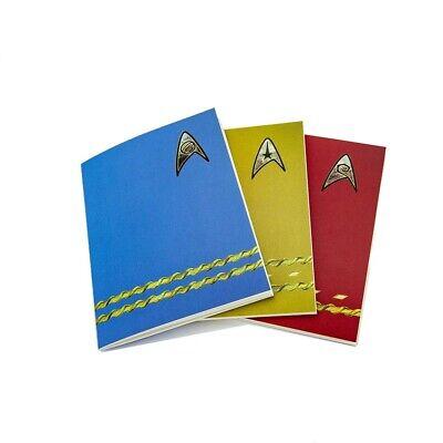 Star Trek: The Original Serie Tapa Blanda Journals - Conjunto De 3