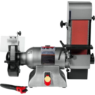 Jet 578436 Ibgb-436 8-inch Industrial Grinder And 4 X 36 Belt Sander