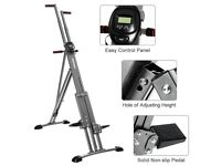SALE! Unisex Vertical Climbing Fitness Machine (Joint-Friendly Training, Easy to Store)