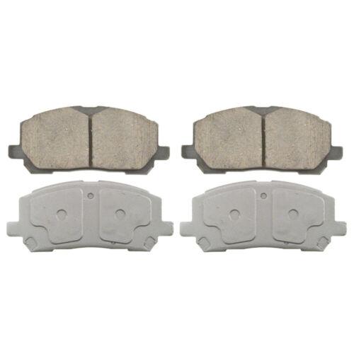 FRONT Ceramic Brake Pads Fits 01-07 Toyota Highlander