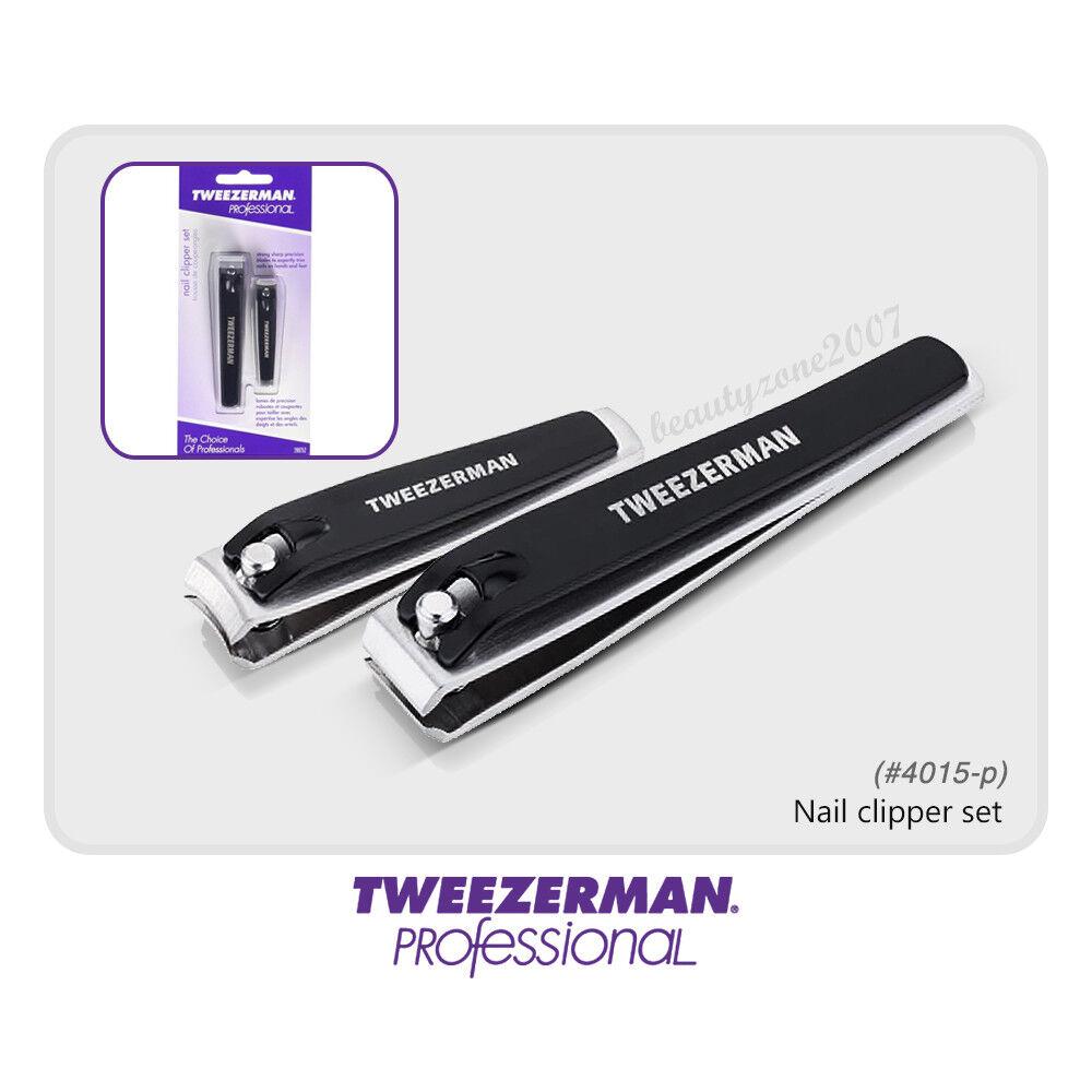 Nail Clipper Set 1 nail clipper by Tweezerman