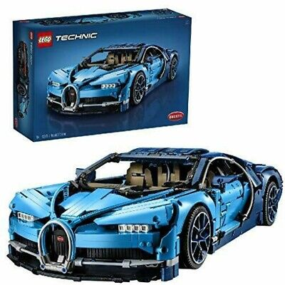 LEGO technique Bugatti Shillong 42083 educational toy block Figure Car