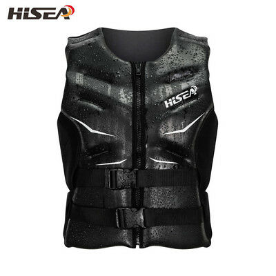 Hot Adult Life Jacket Buoyancy Premium Neoprene Vest Waterski Wakeboard XS-XL AA - Hot Adult