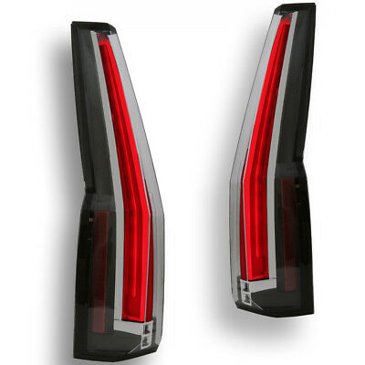 LED Tail Lights For 2007-2014 GMC Yukon Chevrolet Tahoe Suburban Escalade Style