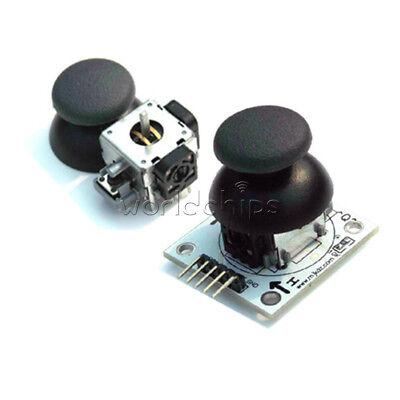5pcs Joystick Breakout Sensor Shield Module For Arduino Uno 2560 R3 Stm32 Robot