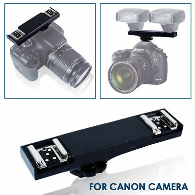 Digital Cameras Hot Shoe - NEW_TTL Flash Hot Shoe Bracket for Canon Digital SLR Cameras and Flashguns