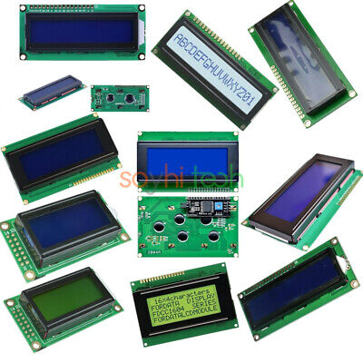 53.3v 1601 1602 1604 0802 2004 12864 Lcd Display Character Module For Arduino