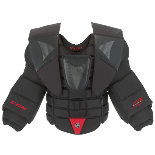 New CCM AB Pro chest/arm protector size Sr XL senior ice hockey goalie ABPRO