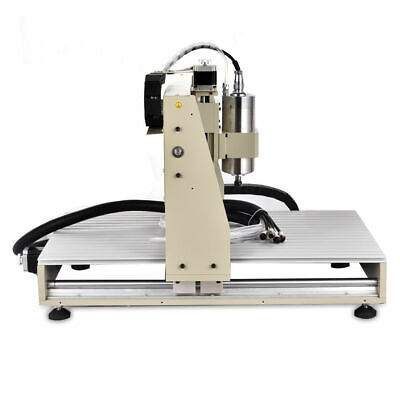Usb 3 Axis4 Axis5 Axis Cnc 6040 Router Engraving Machine 1.5kw Vfd Milling