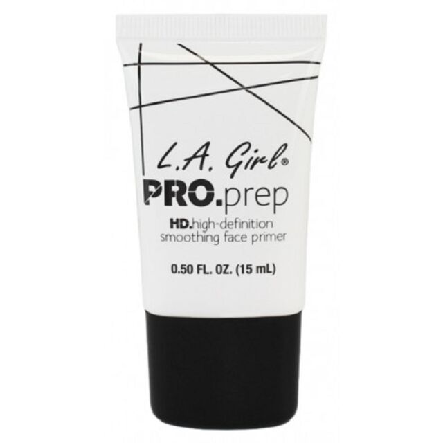 L.A. GIRL Pro Prep HD Smoothing Face Primer - 15ml