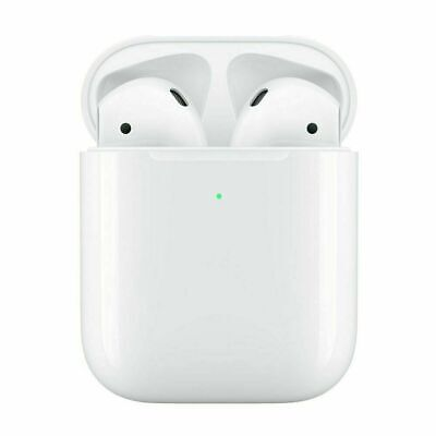 Apple AirPods Wireless Headphones with Charging Case (2nd Generation)
