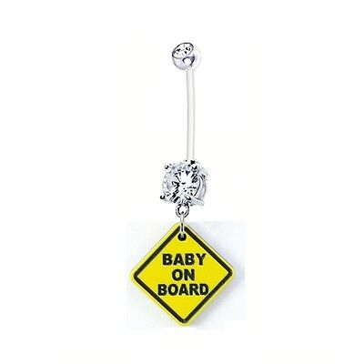 Pregnancy Bioflex Belly Button Rings Ebay