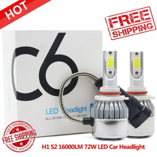 9005 HB4 1400W 210000LM Car LED Conversion Headlight Kit 6000K Xenon White Bulbs Car & Truck Parts