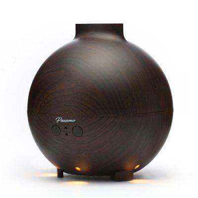600Ml Ultrasonic Oil Diffuser Paxamo High Capacity Globe Therapy Air Freshener