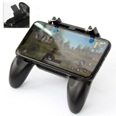 Pubg. Mobile Wireless W10 Gamepad Remote Controller Joystick For IPhone Android