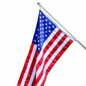 NEW Valley Forge Flag American 3 ft. x 5 ft. Nylon US Flag Kit