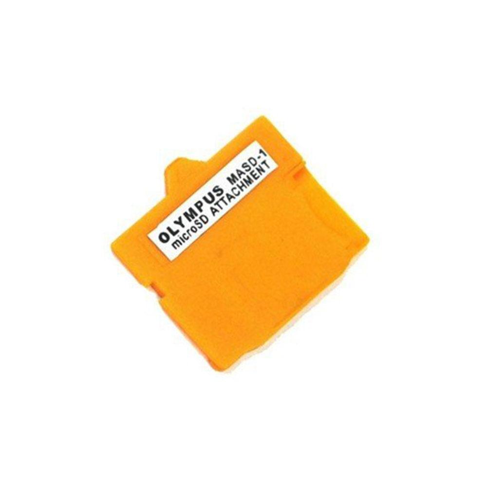 2x Micro SD Attachment MASD-1 Camera TF to XD Card insert ad