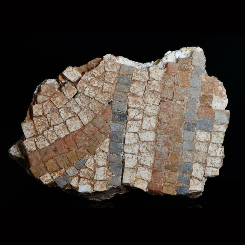 A Roman Mosaic Fragment, ca. 1st century CE