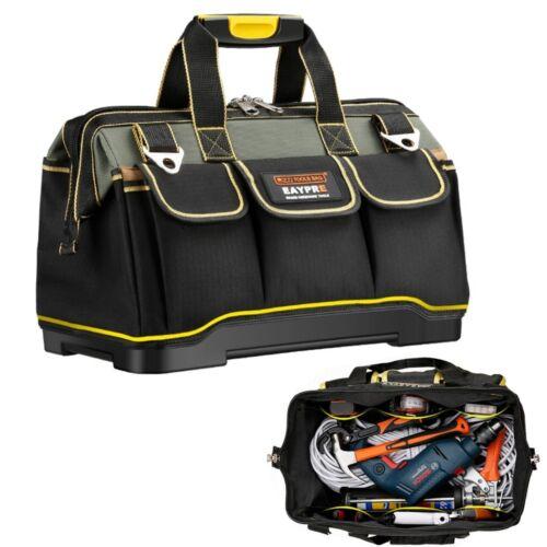"Tool Bags 13"" 16"" 18"" 20"" 1680D Oxford Cloth Bag Top Wide Mo"