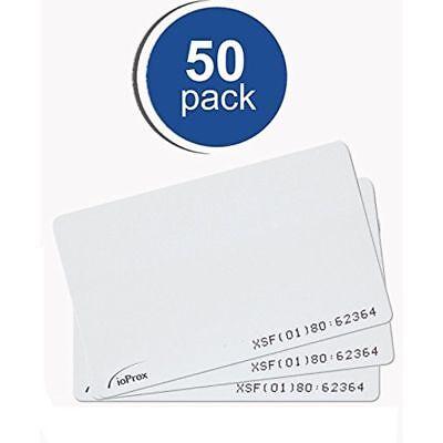 Kantech P20dye Ioprox Xsf26 Bit Identification Proximity Card 50 Pack
