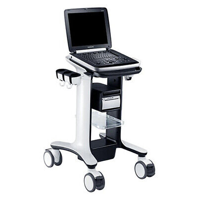 Ultrasound System Cart Trolley For Samsung Medison Hm70a No Port - Demo Unit
