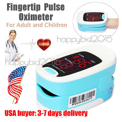 Ce Fda New Home Us Finger Pulse Oximeterblood Oxygen Monitor Oximeter Blood Oxy