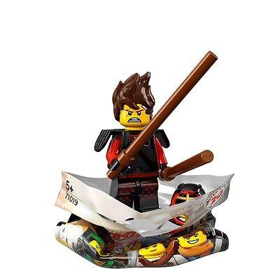 LEGO #71019 NINJAGO MOVIE SERIES MINIFIGURE KAI KENDO