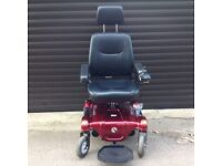 Mobility chair/ scooter. Rascal P312 Turnabout Plus Powered Seat Raiser (6 inch Raiser)