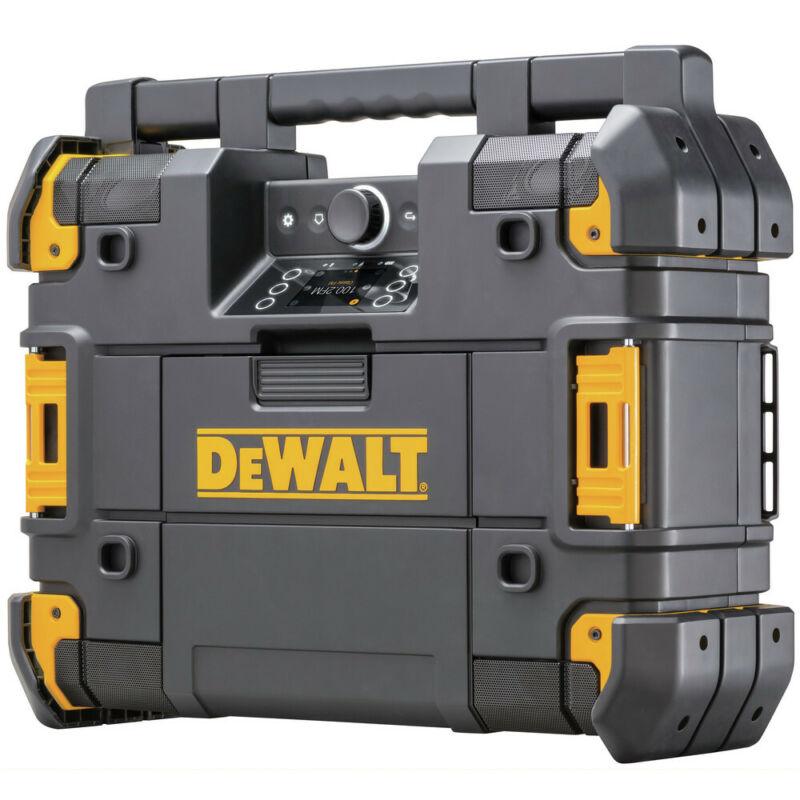 DEWALT Portable Bluetooth Radio with Charger DWST17510 New