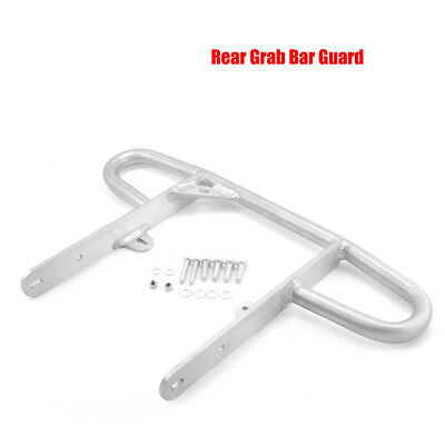 Aluminum Grab Bar (Rear Wide Grab Bar Bracket Aluminum for 1988-06 ATV Quad Yamaha Blaster YFS)