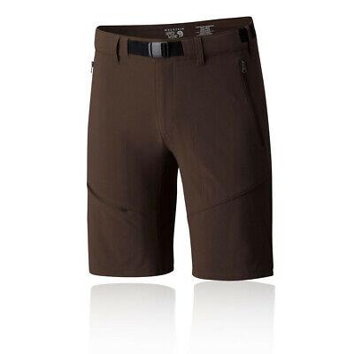 Mountain Hardwear Mens Chockstone Hiking Shorts Pants Trousers Bottoms Brown