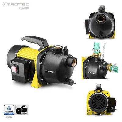 TROTEC Water Pump TGP 1000 E | Pond Pump | Electric | Garden | House | External