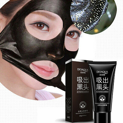 Mud Deep Cleansing Pilaten Blackhead Black Remover Purifying Peel Face Mask