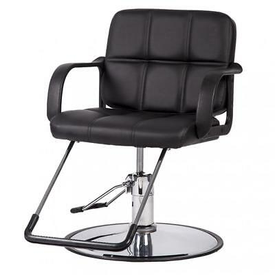 Bestsalon Black Classic Hydraulic Barber Chair Salon Spa ...