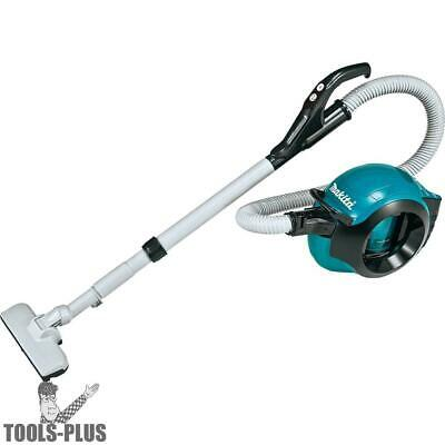 Makita Cordless 18v Lxt Cyclonic Canister Vacuum Cleaner Tool Only Dcl500z New