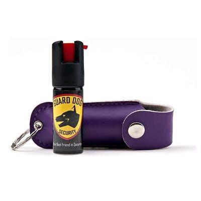 Pepper Guard (Guard Dog Pepper Spray.1/2 Ounce 18% OC Soft Case Pepper Spray Keychain)