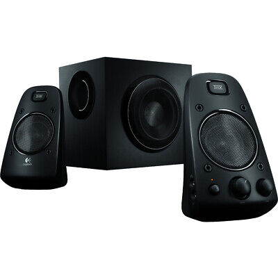 Logitech Z623 2.1 THX 200 W Multimedia Speaker System With Sub Woofer na sprzedaż  Wysyłka do Poland