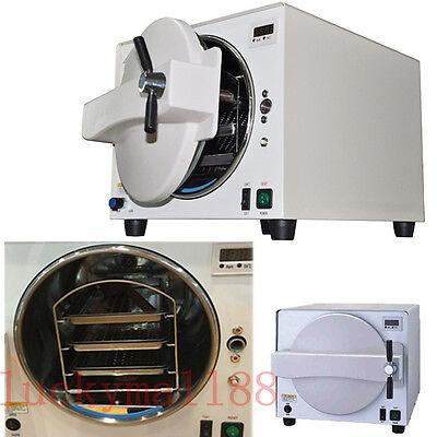 Dental Lab Medical Autoclave Pressure Steam Sterilizer Sterilizition Equipment A
