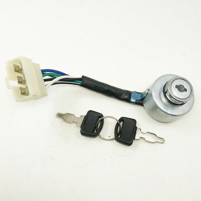 Ignition Key Switch For Gas Generator Duromax Xp4400e Xp4400eh Xp8500e Xp10000e