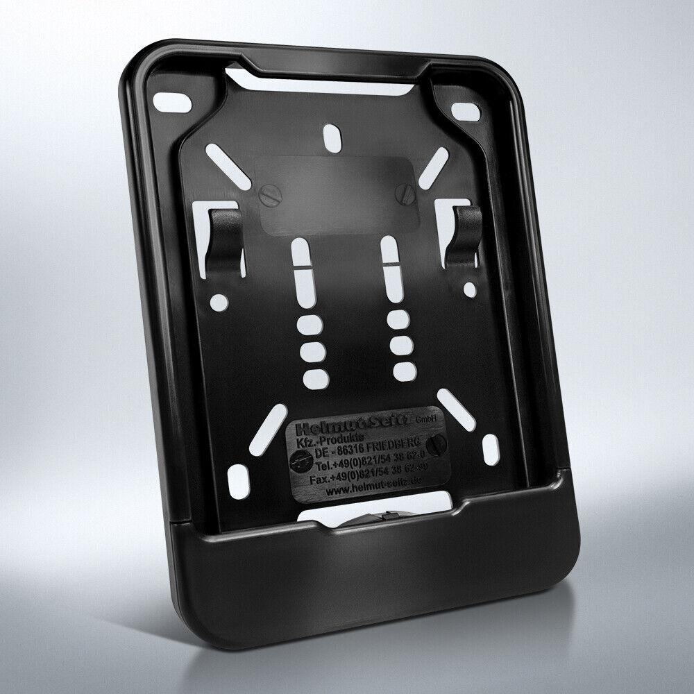 Kennzeichenhalter | Wechselrahmen | 135x110 | Mofa | Roller | E-Bike | Moped