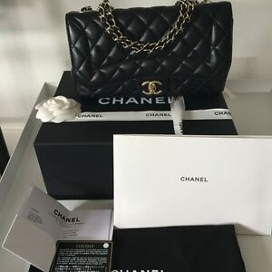 Limited Edition Authentic Chanel Single Flap Quilted Bag 2016 Brighton Bayside Area Preview