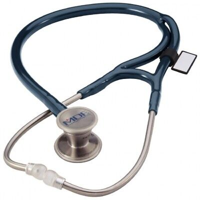New Mdf Instruments Abyss Procardial Core Dual Head Stainless Steel Stethoscope