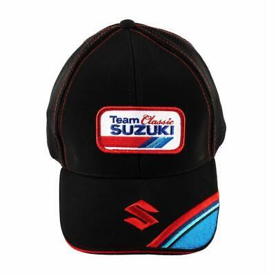 BRAND NEW Genuine Suzuki 2016 Team CLASSIC SUZUKI Fleece Jacket ALL SIZES