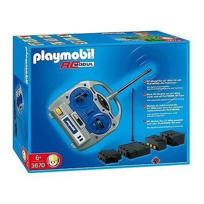 New! Playmobil 3670 Remote Control Module 27mhz Band